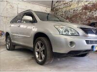 57 Lexus Rx400H SR 3.3Hybrid Petrol Auto 96k SUV Cat S Spares Repair
