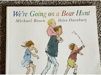 Brand new. Going on a Bear Hunt book.