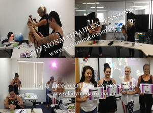 Classes & Training Courses in Human Hair Extension 1 Day 8.5hrs Mona Vale Pittwater Area Preview