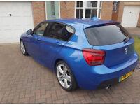 BMW 1 Series 2.0 120d M Sport