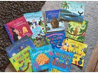 Selection of 12 Julia Donaldson/Axel Scheffler books.