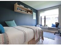 BRAND NEW Student Apartment. One Deluxe ensuite room in a 2 bed apartment - shared kitchen.