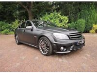 ★LIMITED EDITION DR 520★(2011) MERCEDES C63 AMG ★ 6.3 4DR 7G TRONIC - 1 OF 20 - VERY RARE