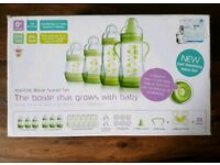Set of MAM baby bottles