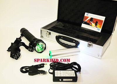 Xenon Hid Flashlight 4500+ Lumens Touch Light Powerful Bright Hid Waterproof