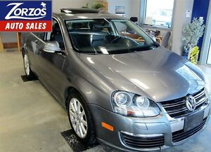 2006 Volkswagen Jetta 2.0T/Leather/Sunroof/Auto