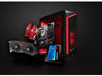 Super FastGaming PC Intel i5 7500 Strix 16GB DDR4 Ram Kaby Lake Desktop 120GB SSD Windows 10