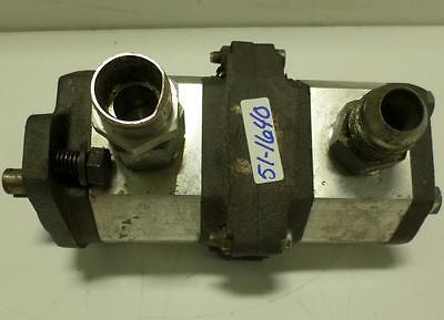Marzocchi Gear Pump Ghpp1-d-2-fa