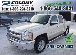2013 Chevrolet Silverado 1500 5.8 Box, LTZ, Bose Speakers, PST P