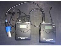 Sennheiser G2 ew100 Radio Mic Kit [Great Condition]