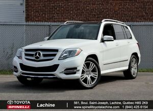 2014 Mercedes-Benz GLK-Class GLK 250 BLUETEC 4 MATICTurbocompres