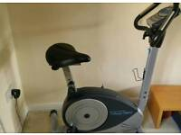 Exercise bike York Cardiofit 400HRC