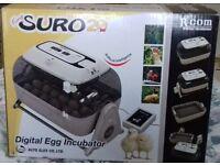 R com king suro 20 digital incubator