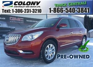 2013 Buick Enclave Heated Seats, AWD, PST PAID