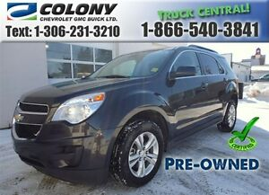 2015 Chevrolet Equinox LT, Heated Seats, Backup Camera, PST Paid