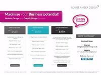 Professional Graphic & Website Design - Glasgow. **JULY WEBSITE DESIGN PROMOTIONS**