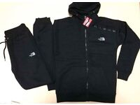 Men's north face tracksuit