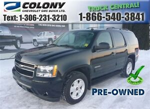 2011 Chevrolet Tahoe LT, Leather, Sunroof, PST PAID