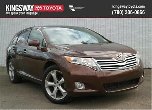 2012 Toyota Venza Limited Edition V6 AWD