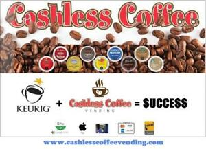 "LOCAL K-CUP ""Single-Serve"" Beverage Business Opportunity"
