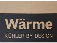 Warme Designer electric heater /panel heater/radiator 100% energy efficient