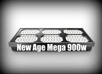 New Age Mega 900 Watt- LED Grow light - Reg price $1999