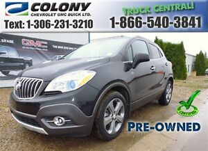 2013 Buick Encore Convenience, PST PAID, Intellilink, Low KM