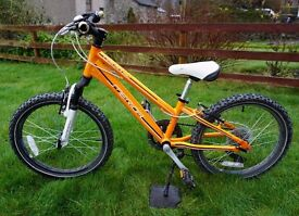 Merida Dakar 620 child's mountain bike 20in wheel. 2 available