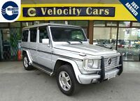 1995 Mercedes-Benz G-Class 92K's 2-YEAR WARRANTY CLEAN