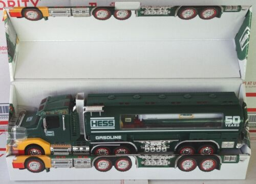 HESS 1964-2014 Special Edition Gasoline Tanker Truck 50th Anniversary