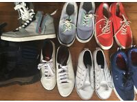 Size 4 trainers and shoes