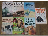 7 Children Books (5 Michael Morpurgo and 2 others)