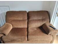 FREE!!! 2&3 seater sofas