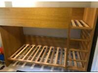Bunk Bed Ando Stylish Kids Habitat Bunk Bed