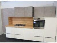 Beautiful Ex-display kitchen - German made - Bargain