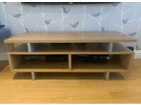 Oak effect TV Unit / Coffee table