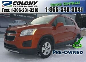 2014 Chevrolet Trax 1LT, Rear Vision Camera, Bose Speakers, PST