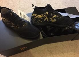 Adidas Paul Pogba trainers boost black UK 9 limited edition RRP £120