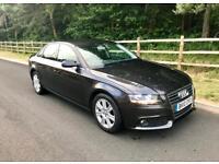 2010 Audi A4 1.8 tfsi, 2 owner, 2 keys, mot jan '19