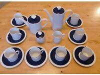 Very Unusual Arzberg German Fine Bone China Tea Set / Coffee Set