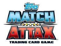Match Attax 17/18 swaps