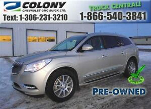 2015 Buick Enclave Leather, AWD, Heated Seats/Steering, PST PAID