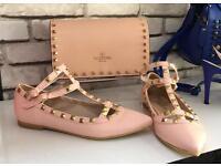 Valentino bag & shoes