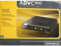 Canopus ADVC 300 VHS - DVD Converter
