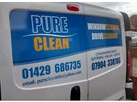Window cleaning & Drive cleaning