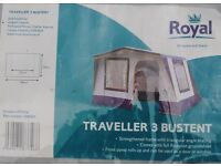 ROYAL DRIVE AWAY AWNING FOR CAMPERVAN