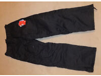 Mens Parallel Lizzard Ski Trousers / Salopettes, Large, Brand NEW with Tags