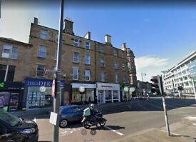 2 bedroom furnished flat in Home Street, Tollcross. Suitable for students. EH3