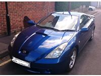 Toyota Celica 2002 140 bhp Best and Cheapest Sport and Family car