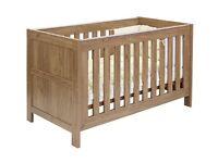 BabyStyle Charnwood Houston Cot Bed
